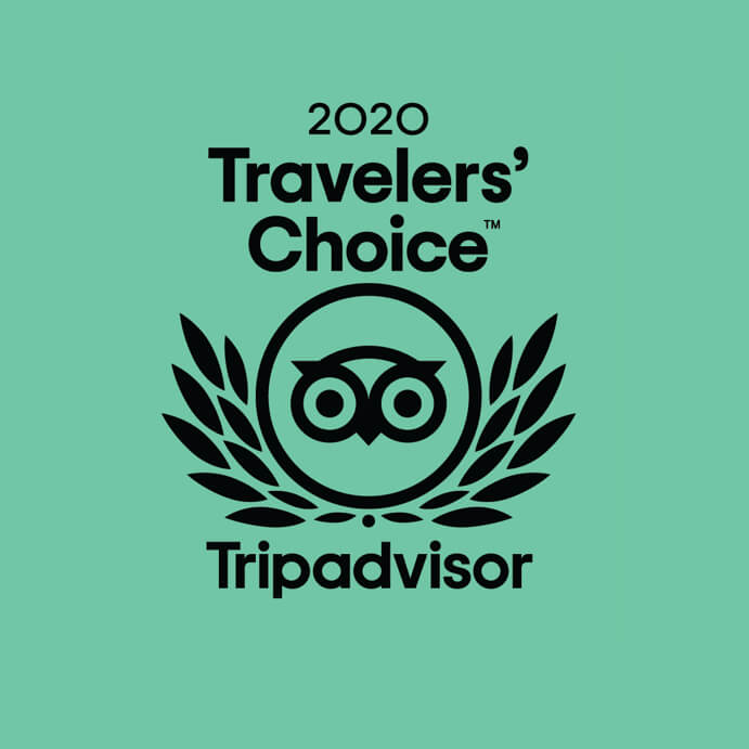 Travellers' Choice by TripAdvisor