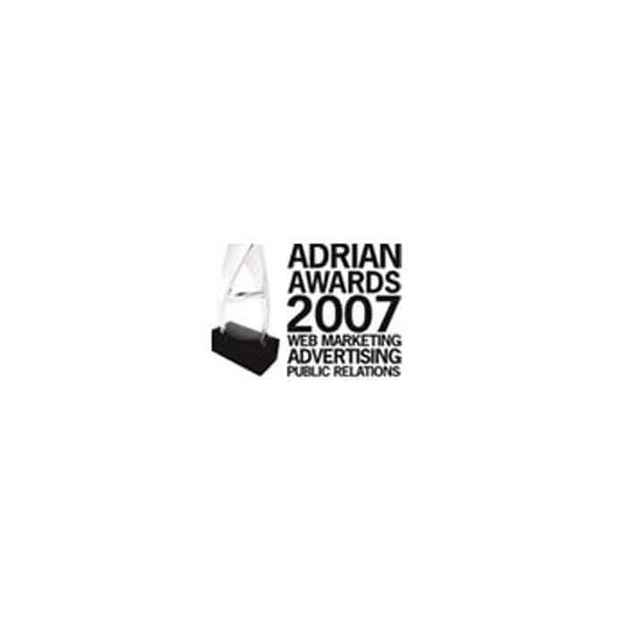Silver Adrian Award in the Search Marketing Strategy Category, Web Marketing