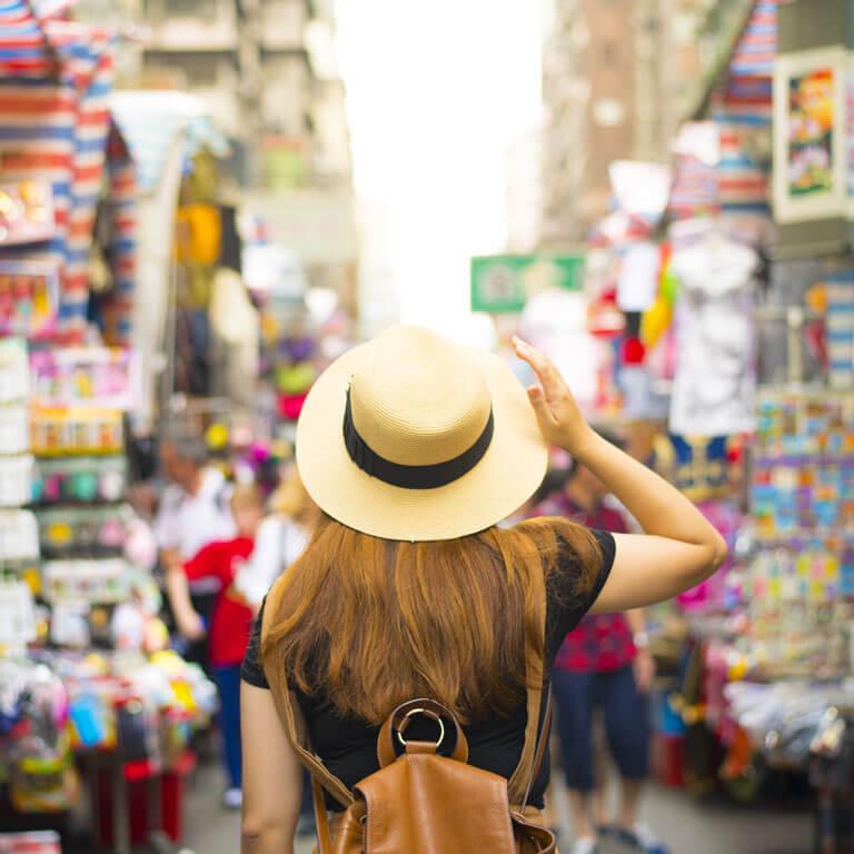 Shopping Experiences in Wan Chai Hong Kong