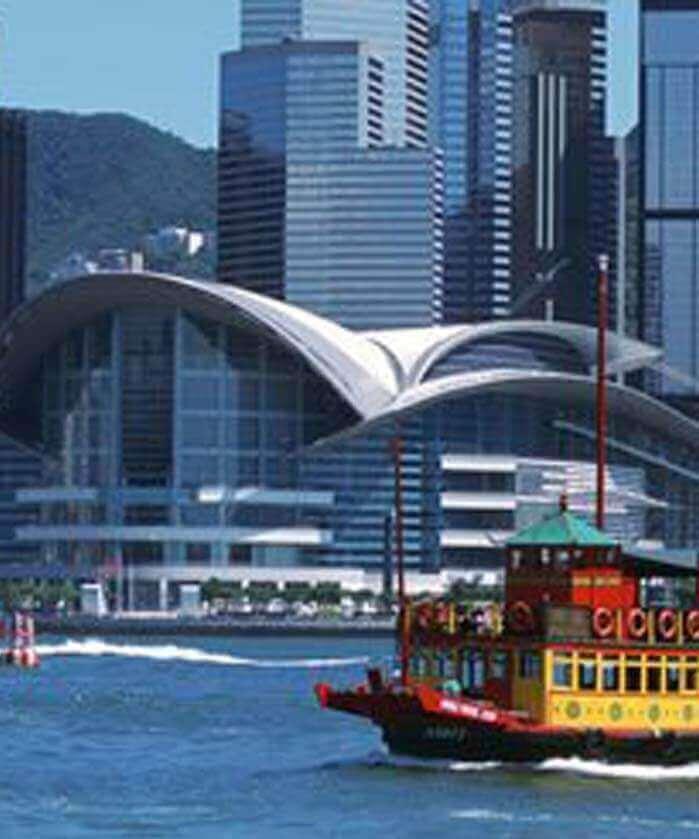 Sunset Cruises in Wan Chai Hong Kong