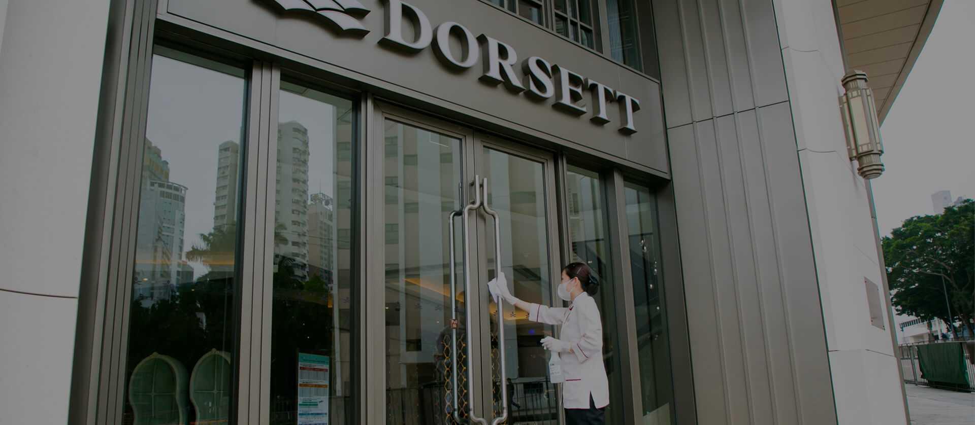 Dorsett Wanchai - DorsettCares Promise