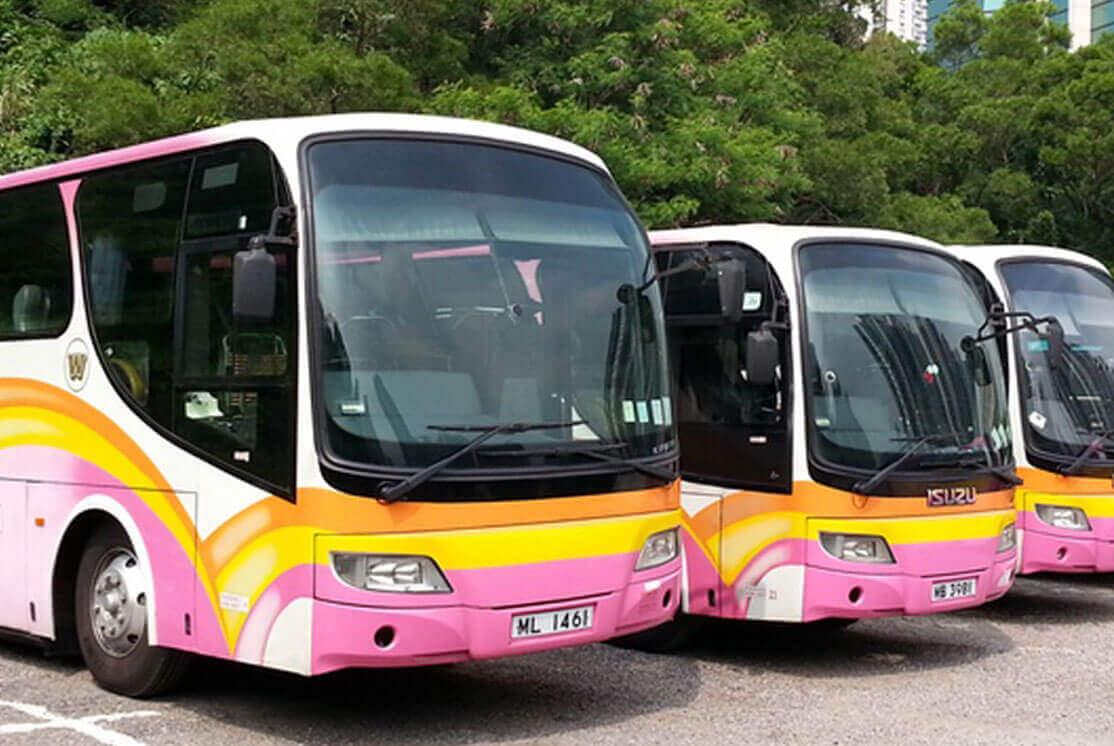 Dorsett Wanchai Airport Coach